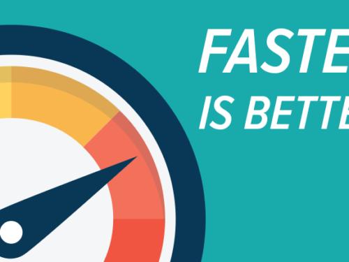 كيف يمكنني رفع سرعة موقعي الإلكتروني؟